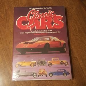 THE ENCYCLOPEDIA OF THE WORLD'S CLASSIC CARS 1982